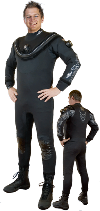 whites drysuit